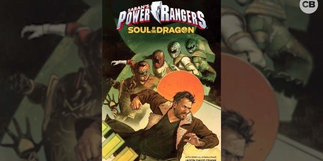 This Week in Comics: Power Rangers 'Soul of the Dragon' screen capture