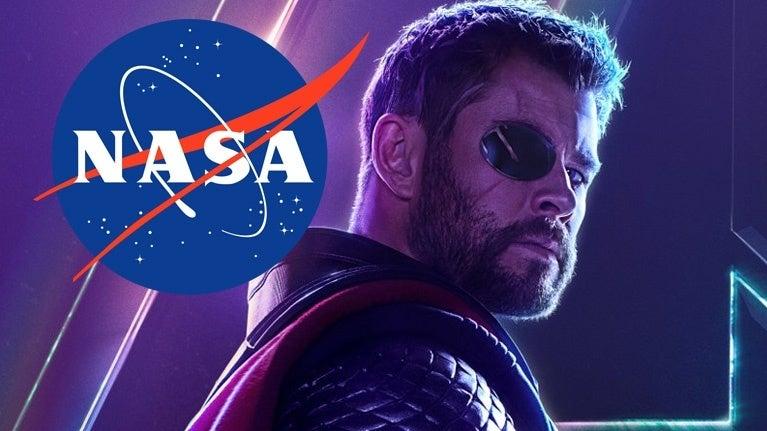 Thor-Nasa-Operations