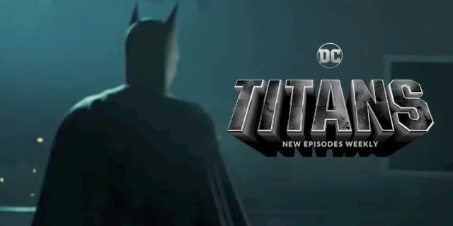 'Titans': Batman Debuts in Season Finale Trailer