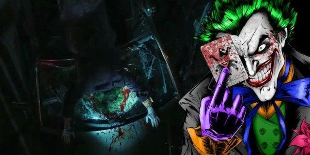 Titans Season 1 Finale Batman Kills Joker Death