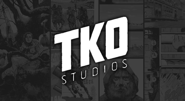 How TKO Studios Hopes To Change Comics Distribution