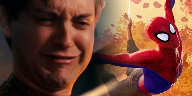Tobey Maguire Was Considered As Older Peter Parker For 'Spider-Man: Into The Spider-Verse'