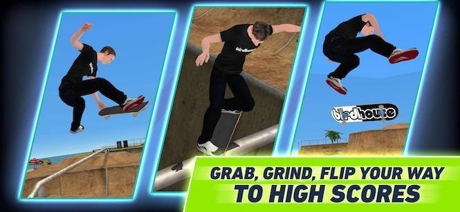 Tony Hawk Returns To Video Game Skateboarding Next Week With