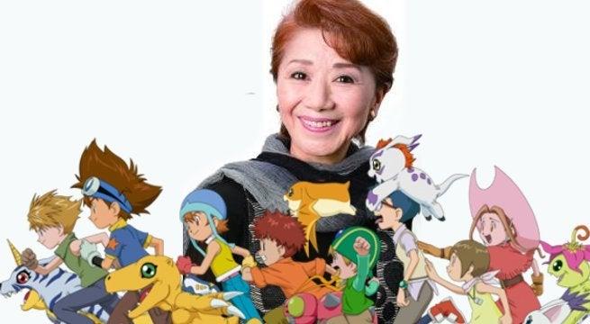 Toshiko Fujita Digimon Dead