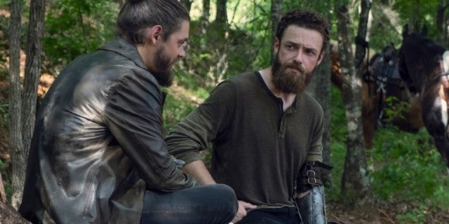 TWD Ross Marquand Aaron