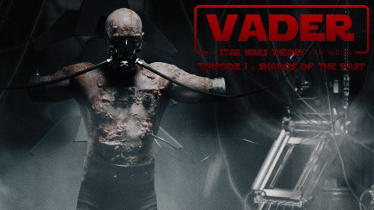 'Star Wars' Fan Film Telling a Darth Vader Story Goes Viral