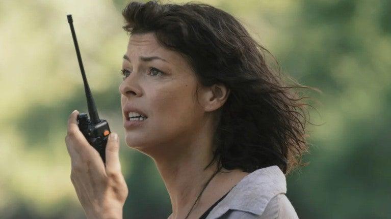 Walking Dead Jadis Anne