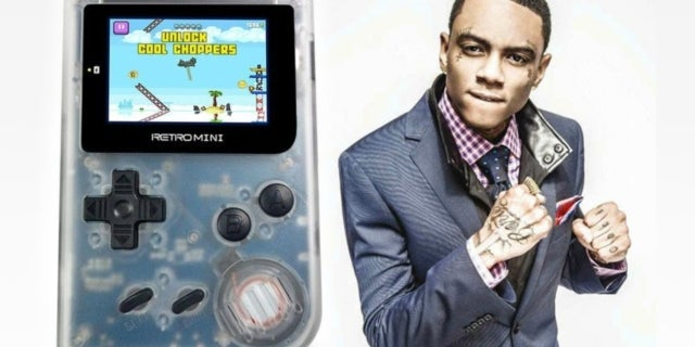 """Nintendo Reportedly Going After Soulja Boy Over """"New"""" Handheld Console"""