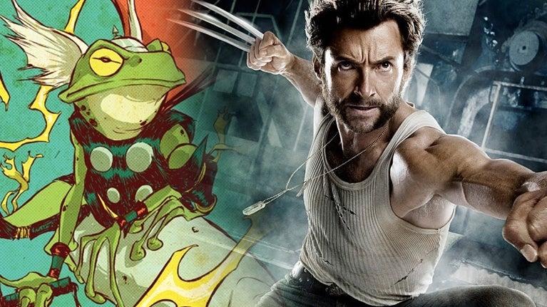 Wolverine-Frog