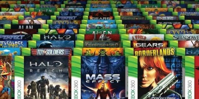Compatibilidad con versiones anteriores de Xbox One agregada a más de 100 juegos en 2018