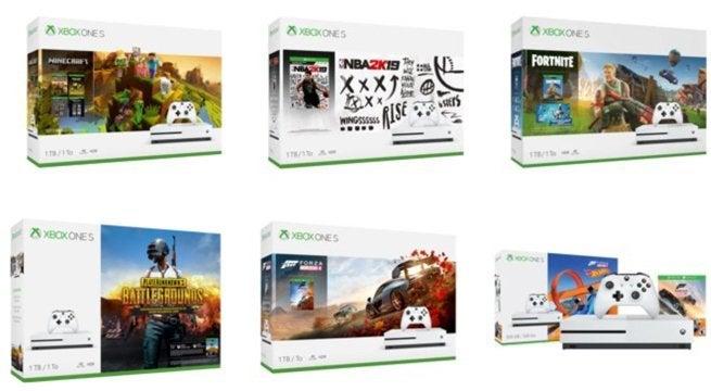 Xbox One S Bundles Get A Massive 199 Deal