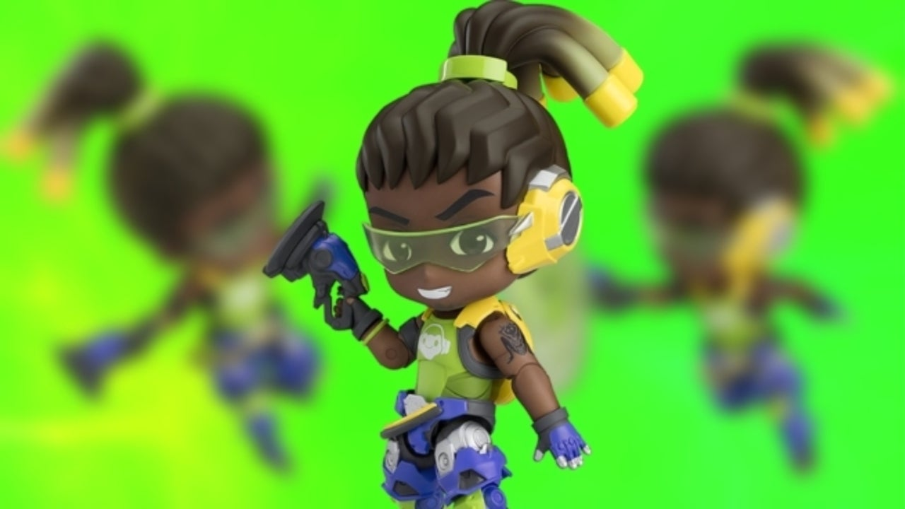 Adorable New 'Overwatch' Nendoroid Drops the Beat With Lucio