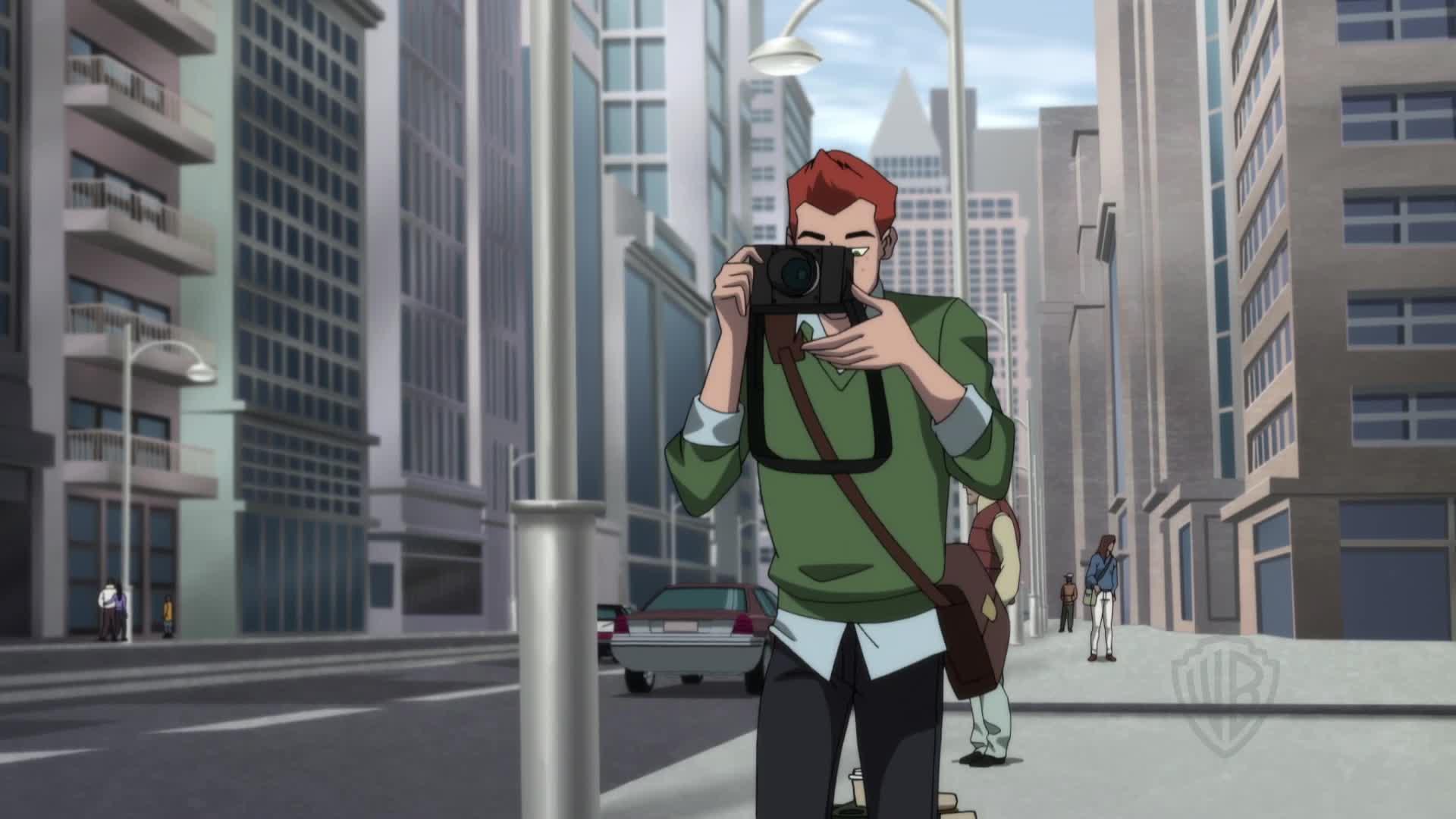 'Reign of the Supermen' Clip: Steel screen capture