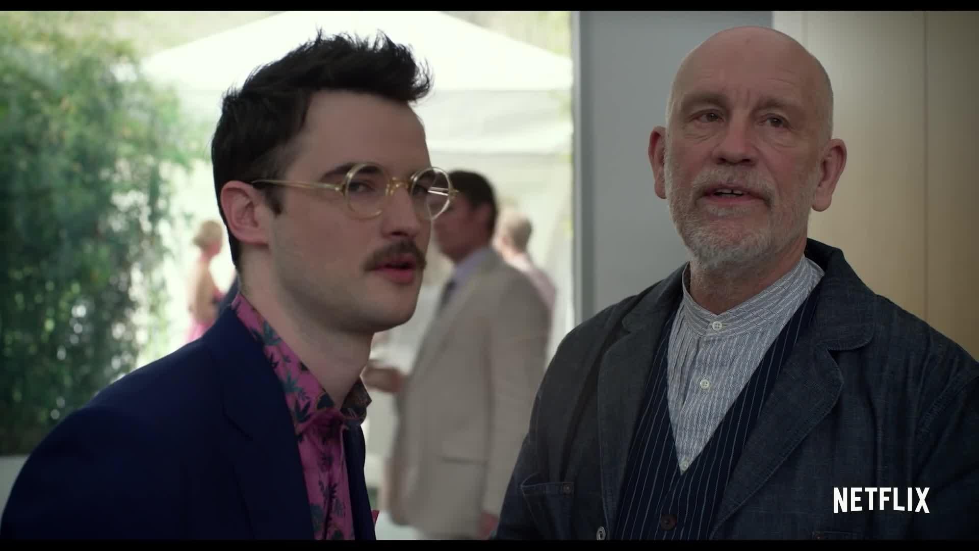 'Velvet Buzzsaw' Official Trailer - Netflix screen capture