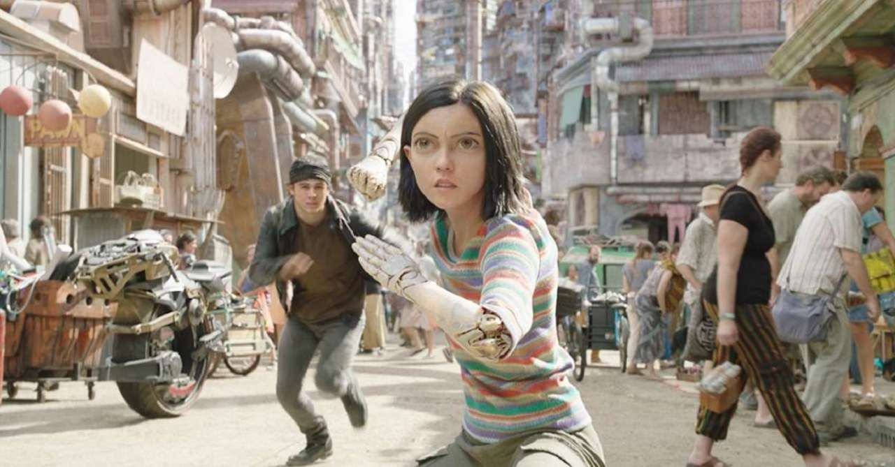 Alita: Battle Angel' Review: Overly Ambitious in a Beautiful New World