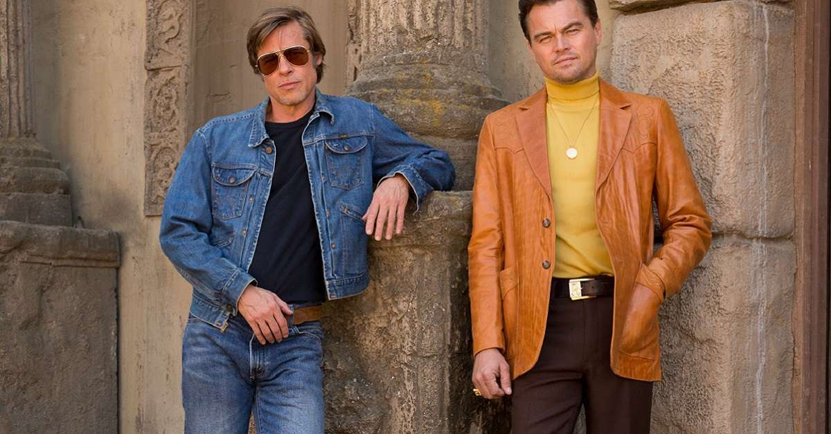 2019 movies - once upon a time in hollywood