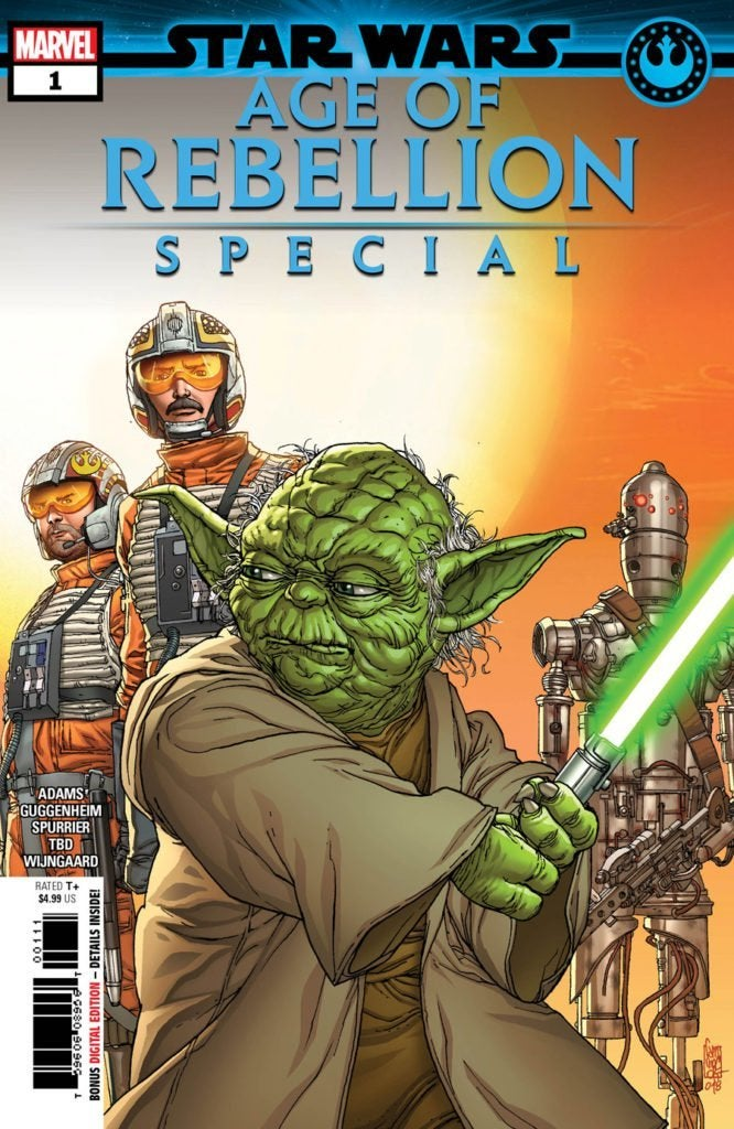 age of rebellion special star wars yoda