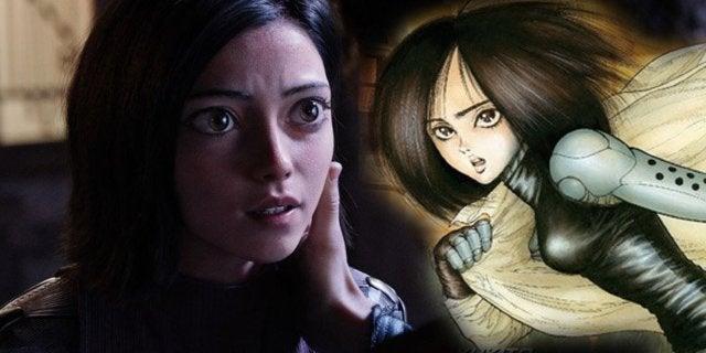 How 'Alita: Battle Angel' Honors Original Manga