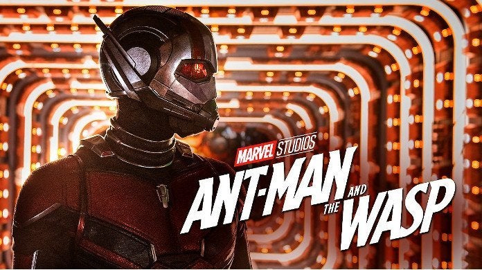 Ant-Man and the Wasp Netflix