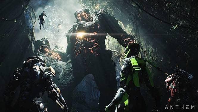 BioWare Talks 'Anthem' Demo, Possible In-Game Hub