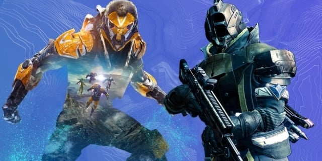 'Anthem' Was In Development Before 'Destiny' Launched, Says BioWare On the MMO Comparisons