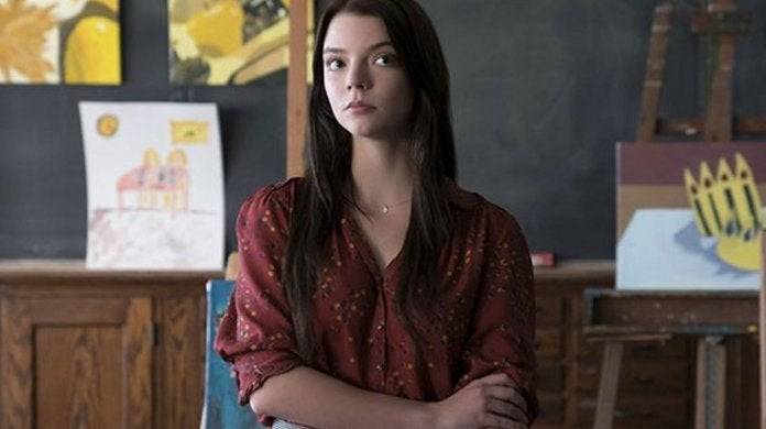 anya taylor joy glass movie