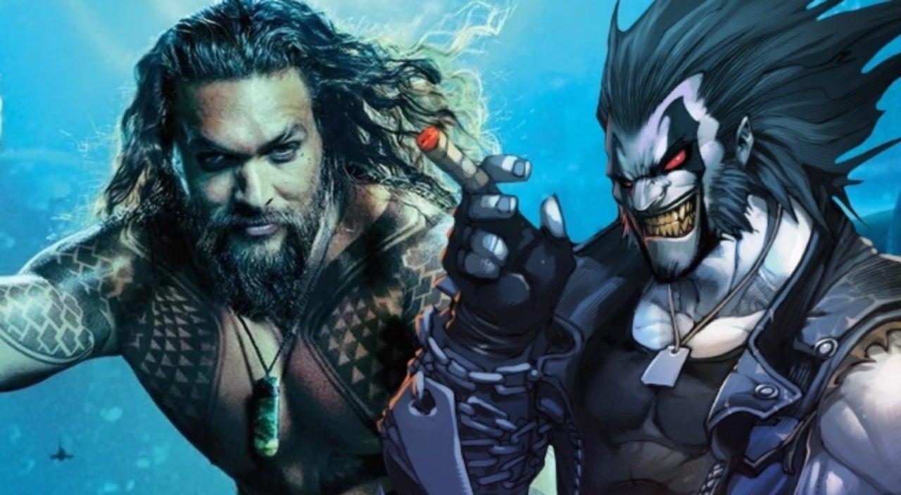 Aquaman's Jason Momoa Wants Lobo in the Sequel