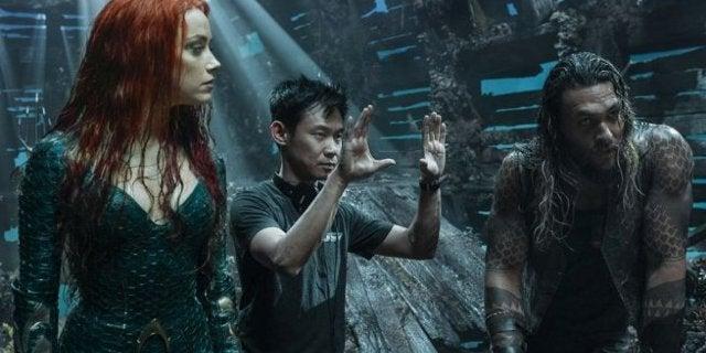 Aquaman Oscars Visual Effects Nomination James Wan