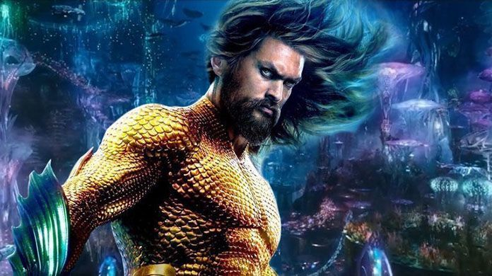aquaman swim speed