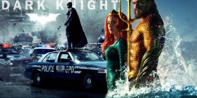 Aquaman The Dark Knight Rises