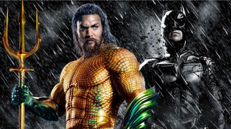 Aquaman The Dark Knight Rises comicbookcom