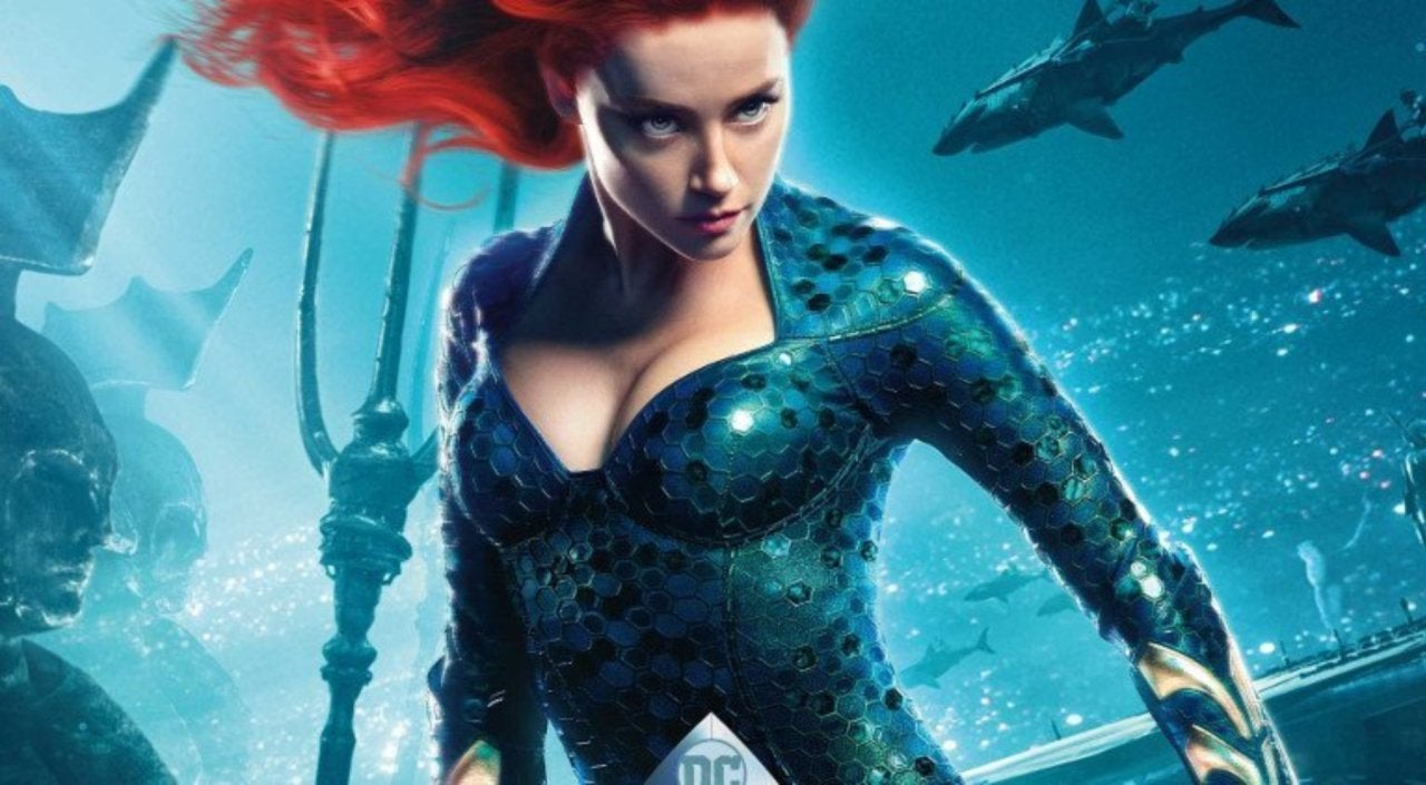 New Justice League Behind The Scenes Photo Shows Off Mera in Full Armor