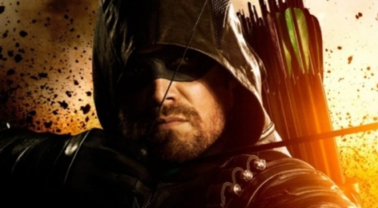 Reading the 'Arrow' Season Finale Was a Hair-Raising Experience for Stephen Amell