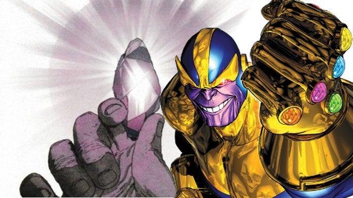 Avengers 13 Power Stone Mephisto Iron Fist Gorgilla