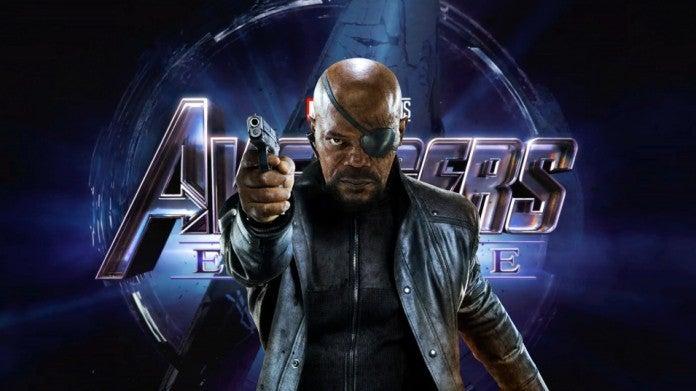 Avengers Endgame Nick Fury comicbookcom