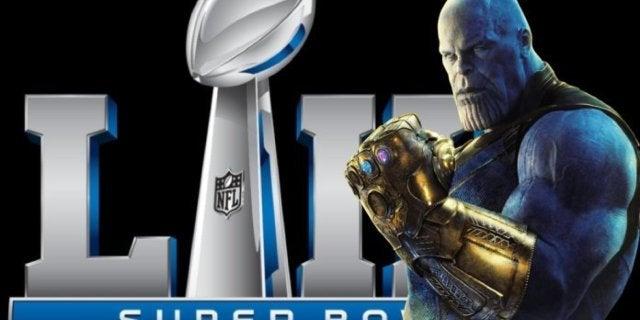 Avengers Endgame Super Bowl 2019 comicbookcom