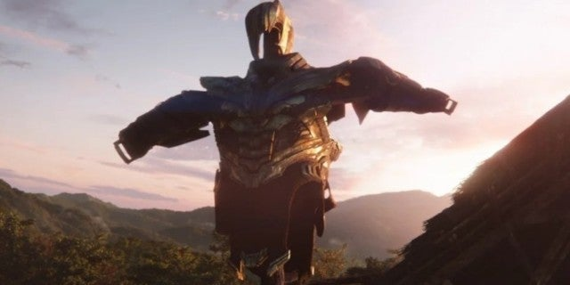 Avengers Endgame Thanos Armor