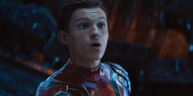 Watch 'Avengers' Star Tom Holland Spoil Stuff for Four Minutes Straight
