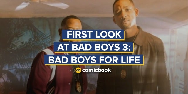 Bad Boys 3: Bad Boys for Life FIRST OFFICIAL LOOK screen capture