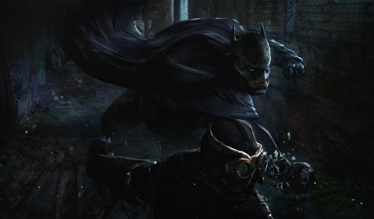'Batman: Court of Owls' Game Rumors Are Back In Full Force With This Revealed Artwork
