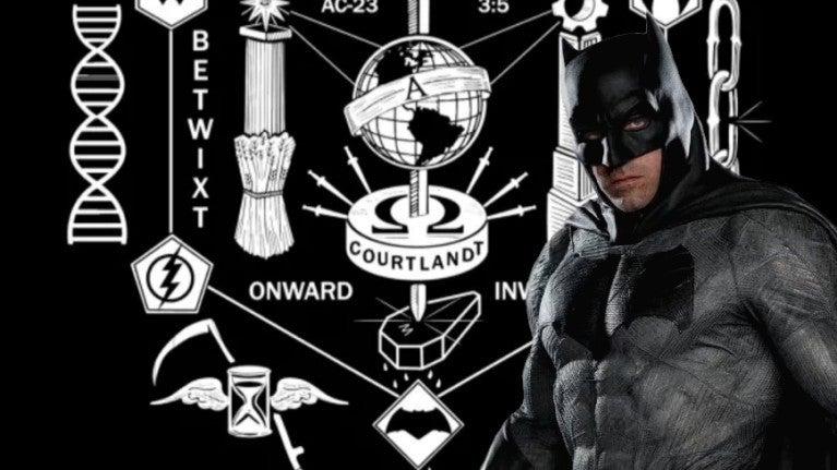 Batman Justice League 2