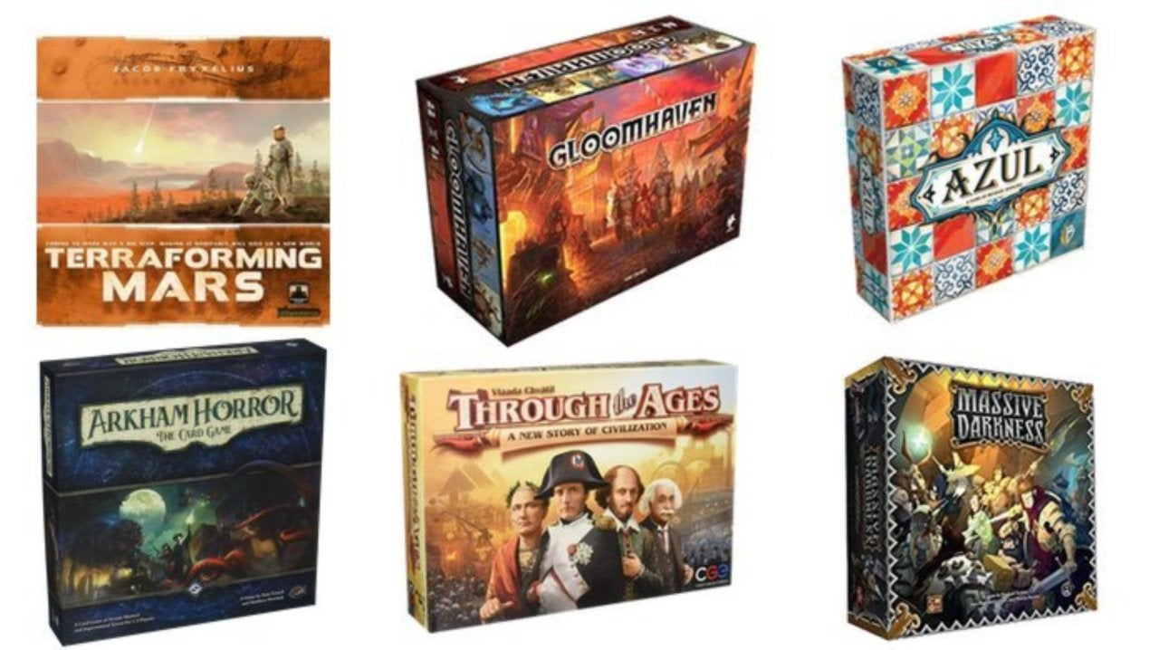 Some of the Best Board Games on Earth Are on Sale