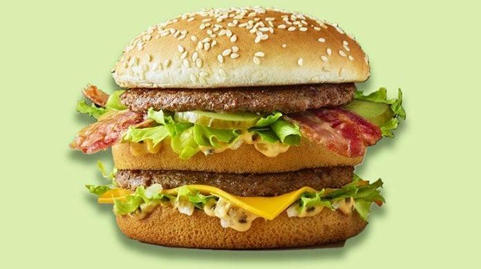 big mac bacon mcdonalds