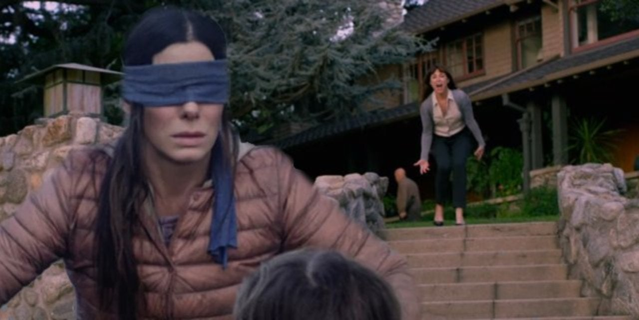 Netflix S Bird Box House Is Swarming With Tourists