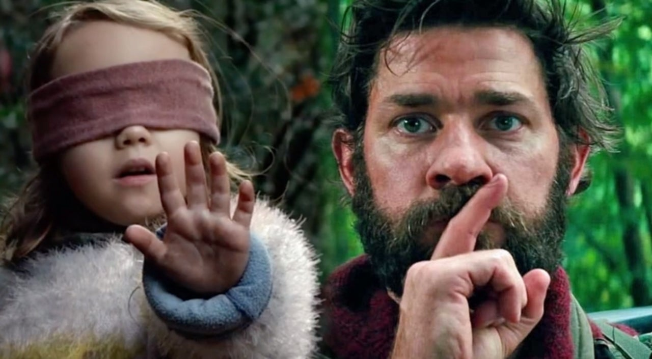 A Quiet Place Producers Love The Comparisons To Bird Box