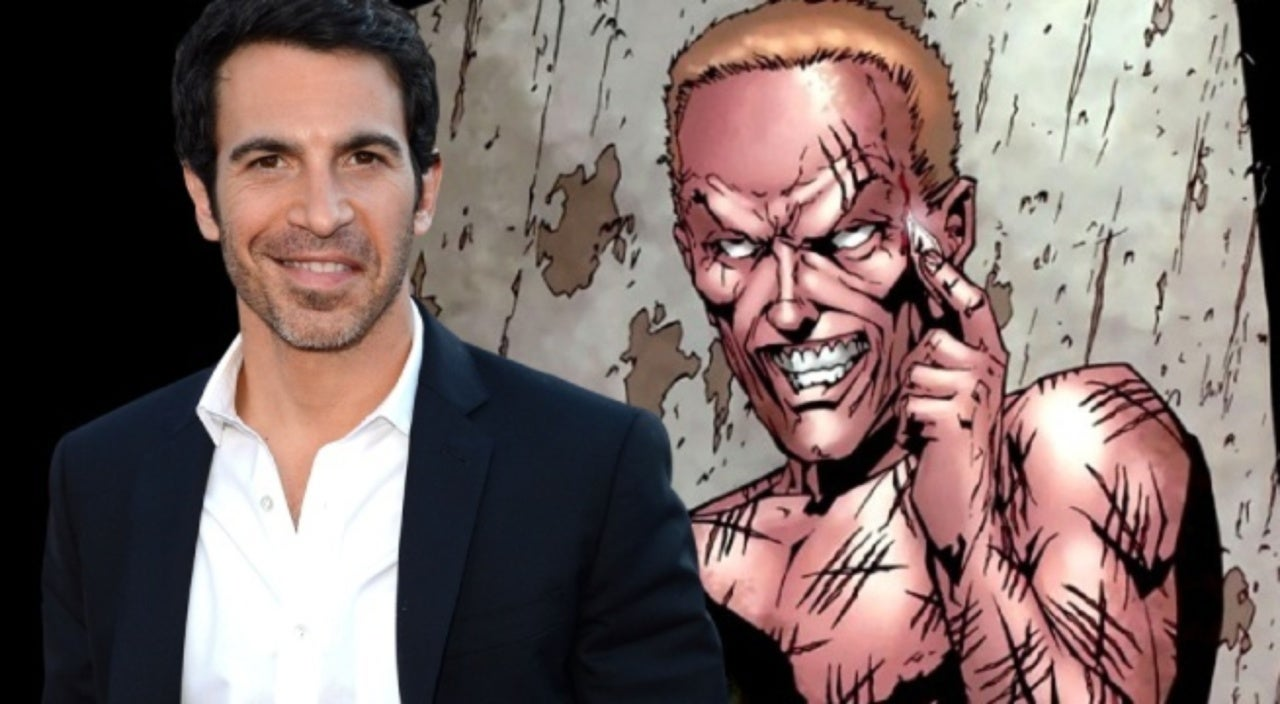 Birds Of Prey Did Chris Messina Just Debut His Victor Zsasz Look