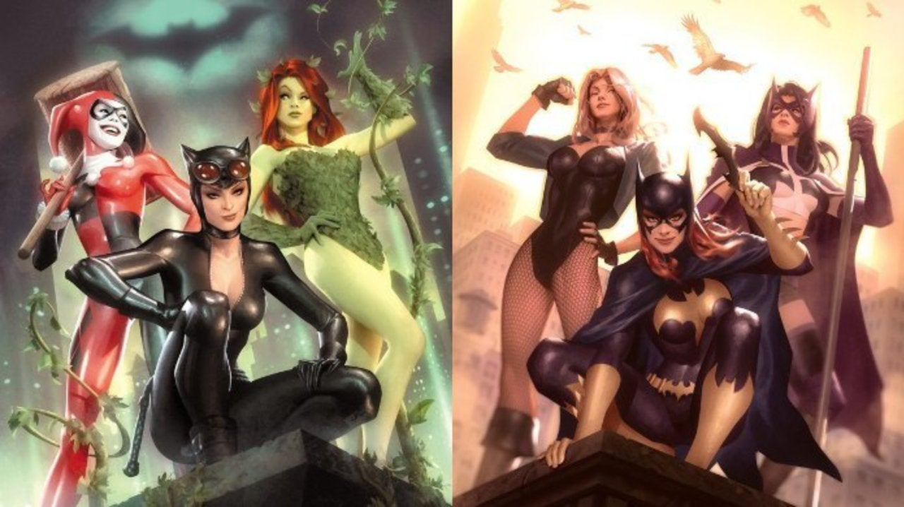 Birds Of Prey And Gotham City Sirens Crossover Movie Rumored To Be In The Works