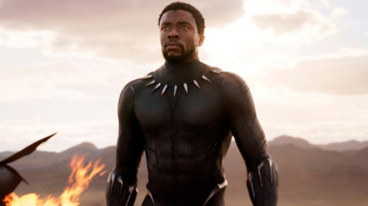"""'Black Panther' Made Star Chadwick Boseman """"More Idealistic"""" About Hollywood Diversity"""