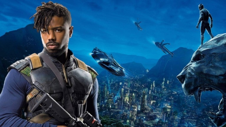 Black Panther Killmonger ComicBookcom