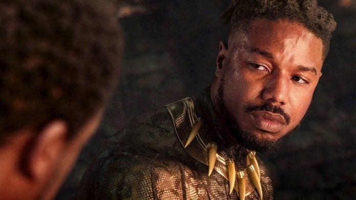 Black Panther Killmonger Michael B Jordan